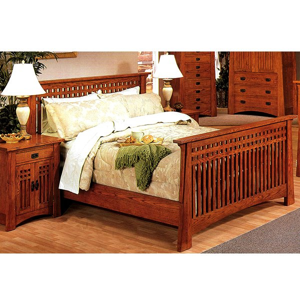 Bedroom Furniture | Mission Furniture | Craftsman Furniture