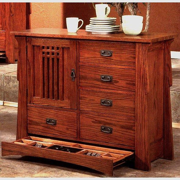 Craftsman Furniture. Craftsman Quarter Sawn Oak Mission Craftsman  Chifforobe Dresser Throughout Furniture T