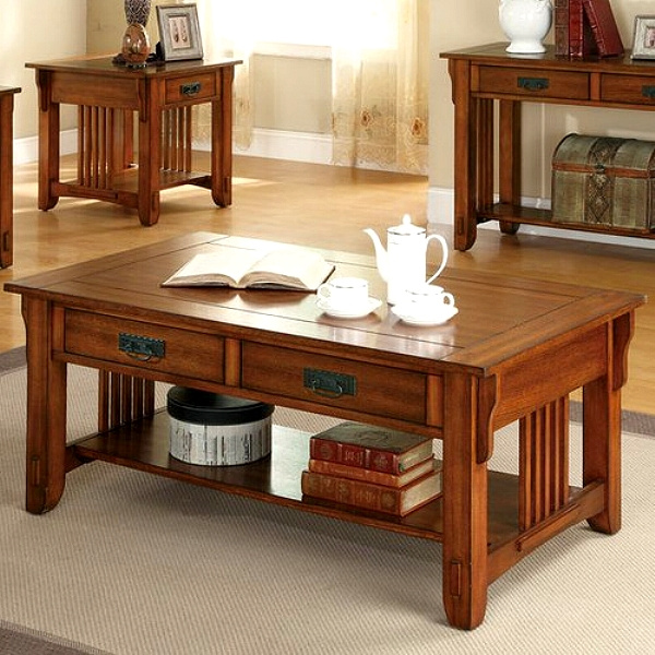 Mission Furniture   Living Room