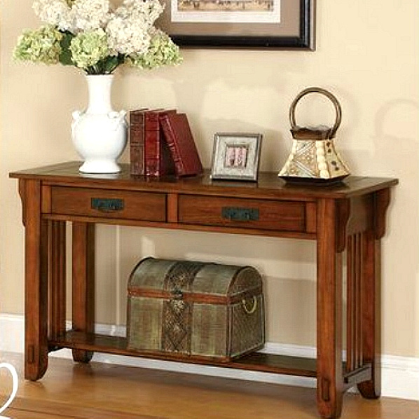 mission furniture living room rh m horizon custom homes com mission style furniture end tables hollydale chestnut mission style sideboard/ sofa table