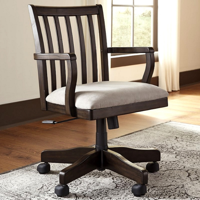 Craftsman Shaker Rustic Office Chair